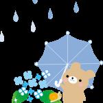 雨でもお出かけ~